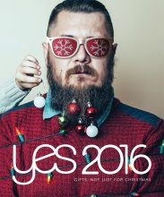 YES 2016 Cover