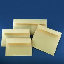 Луксозен плик Златен паус. Полу-прозрачен паус в перлено златисто. Цена 0.80 лв.